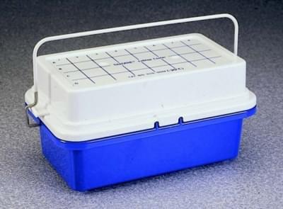 Box chladiaci labtop, -20 ° C, 4 × 8 polí, rozměr 243 x 157 x 146
