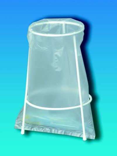 Stojan na odpadové vrecia o veľkosti 300 × 200 mm