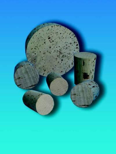 Zátka korková, kónická, horný priemer 8 mm, dolný priemer 6 mm, výška 13 mm