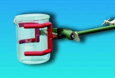 Držiak na kadičky, otočný, liatina, upínací priemer 50 - 100 mm