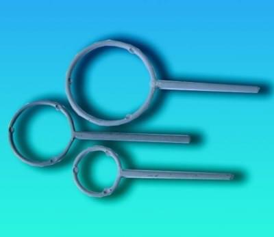 Kruh varný bez svorky, vonkajší priemer 70 mm, vnútorný priemer 50 mm