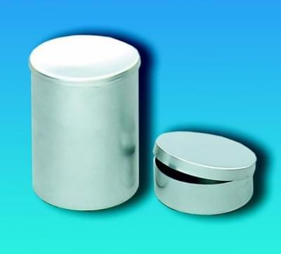 Dóza hliníková s viečkom, 100 ml