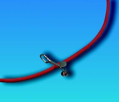 Svorka hadicová Mohrova, dĺžka 80 mm