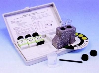 Kity analytické VISOCOLOR HE - pre vysoko citlivú kolometrickú analýzu, NH4+