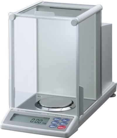 GH-200 EC - Váha jemná s vnútornou kalibráciou, max. kapacita 220g