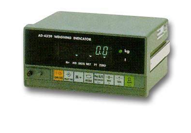 AD-4329 EC - Jednotka vyhodnocovacia