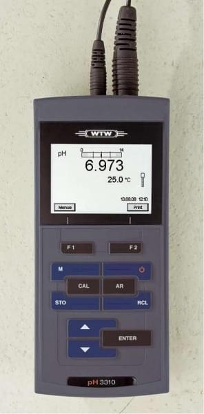 pH 3310 - pH meter vreckový