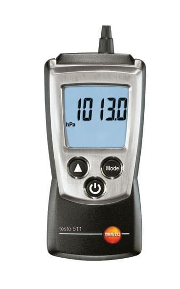 Testo 511 - Tlakoměr absolutního tlaku