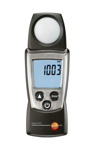 Testo 540 - Luxmetr