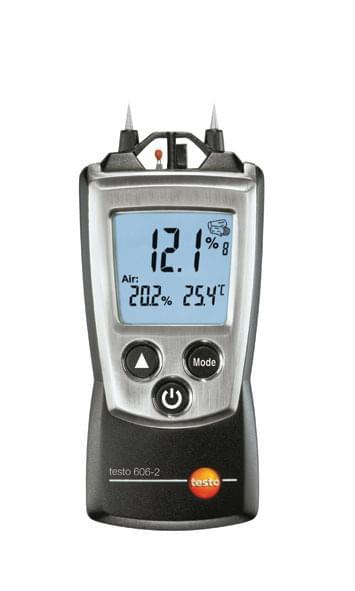 Testo 606-2 - Přístroj pro měření vlhkosti dřeva a materiálů