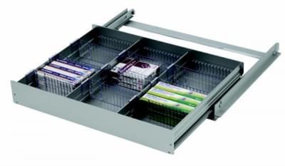 Zásuvka AluCool - Systémy zásuvkové pre chladničky Liebherr