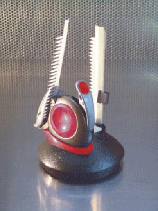Pick MaxX combs - Hřeben 96, sterilní (10 × 16 hřebenů)