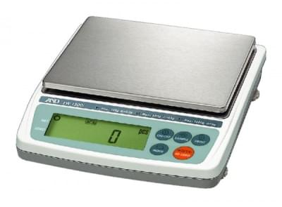 Váha A&D série EWi - kompaktní váha