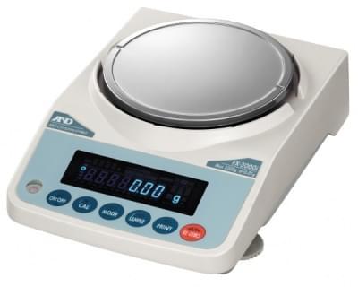 FX-3000i - Váha přesná
