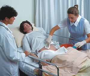 PP01372 - Figurína pro nácvik péče o pacienta