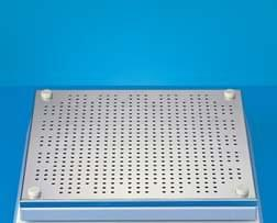 GFL 3950 - Základna k upevnění svorek (300 × 300 mm)