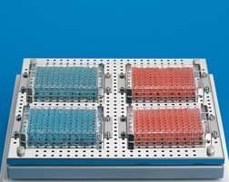 GFL 3910 - Držák pro připevnění testovacích destiček