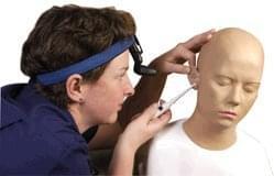 AR301 - Trenažér pre nácvik výplachu ucha