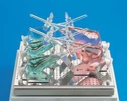 GFL 3956 - Svorka pro upevnění dělící nálevky 500 ml