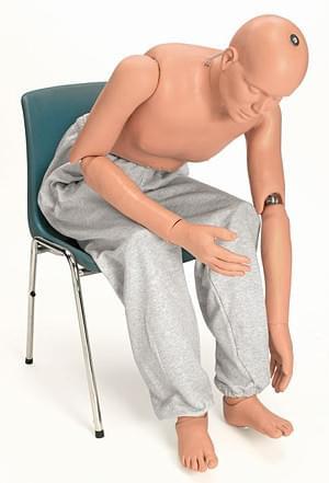 PP02710 - Ohybná figurína pre nácvik záchranných techník 30 kg