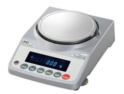 Přesné váhy série FXi-WP