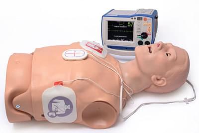 HAL® Trenažér CPR + D pre nácvik KPR - dospelý