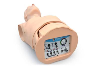 HAL® Viacúčelový trenažér pre KPR, zaistenie dýchacích ciest - dospelý