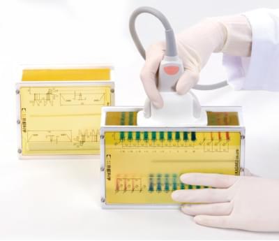 US-4 - QA fantóm pre ultrazvuk prsníka