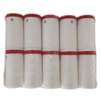 52254 Topitec dávkovací kelímek s výtlačným pístem (bílá/červená) 200g/250ml