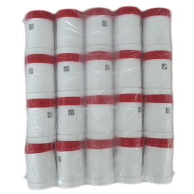 35250 Topitec dávkovací kelímek s výtlačným pístem (bílá/červená) 20g/28ml