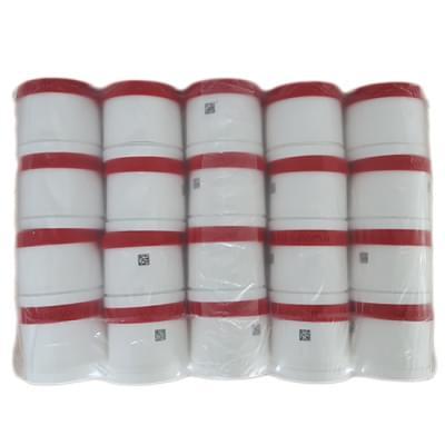 35252 Topitec dávkovací kelímek s výtlačným pístem (bílá/červená) 50g/70ml