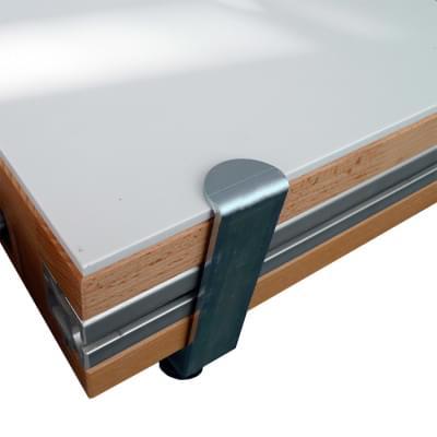 Krycia doska na pracovnú plochu - 1500 × 650 × 6 mm