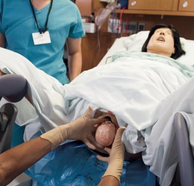 LF00040 - Materský a pôrodný simulátor - rozšírená Lucy