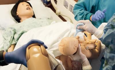 LF00041 - Materský a pôrodný simulátor - kompletná Lucy