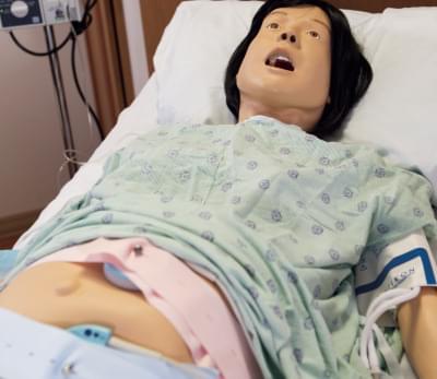 LF00042 - Materský a pôrodný simulátor - základná Lucy