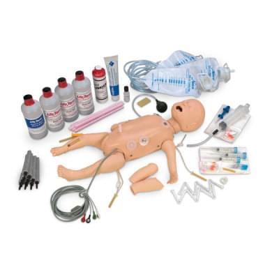 LF03718 - Figurína kojence pro nácvik krizových stavů - Deluxe