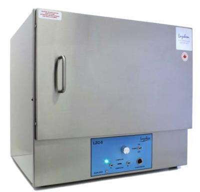LZC-5b - fotoreaktor s bočním ozařováním