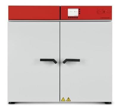 M 240 - Materiálová testovacie komora o objeme 240l s nútenou cirkuláciou a programovateľnú reguláciou, BINDER