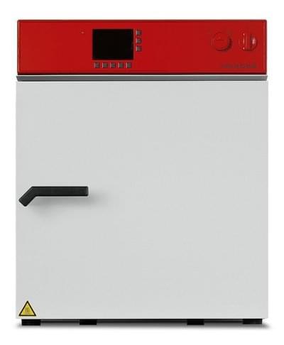 M53 - Materiálová testovacie komora o objeme 53l s nútenou cirkuláciou a programovateľnú reguláciou, BINDER