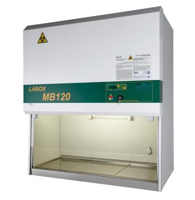 MB 120 - Laminárny box biohazard