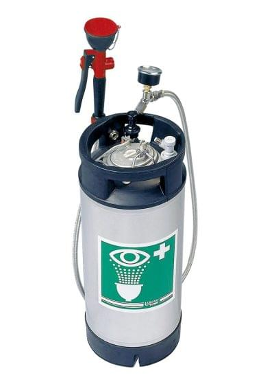 Mobilní oční sprcha se zásobníkem na vodu - TOF 1100/250