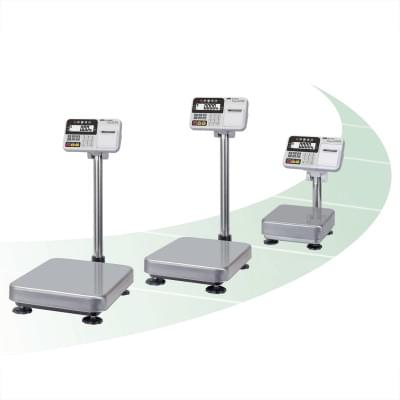 Multifunkční můskové váhy série HV-CP-a HW-CP s tiskárnou