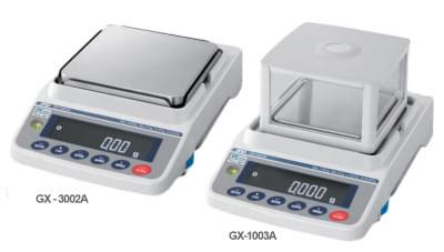 GX-303A - Multifunkčná presná váha, max kapacita 320g