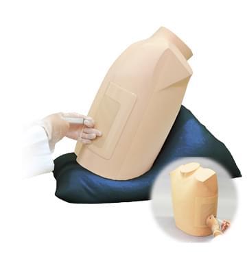 MW4 - Simulátor pre nácvik torakocentézy sprevádzanej ultrazvukom