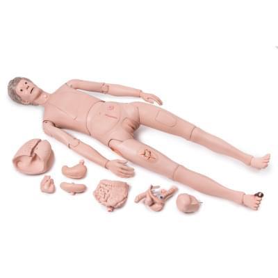 P10/1 - Figurína pre nácvik starostlivosti o pacienta - PRO
