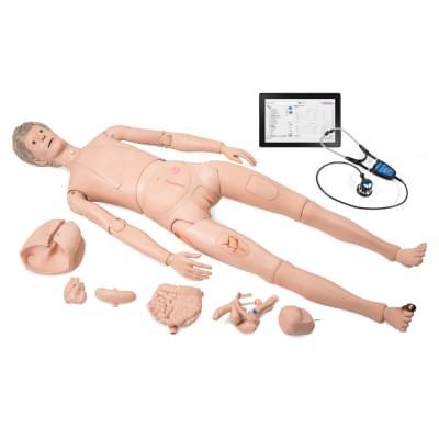 P10CCD - Nikki - ošetrovateľský simulátor s auskultáciou