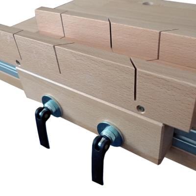 Pokosník vrátane posuvné podložky s rychloupínáky