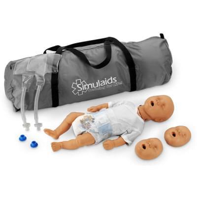 PP02901 - Resuscitační figurína novorozence KIM s přenosným vakem