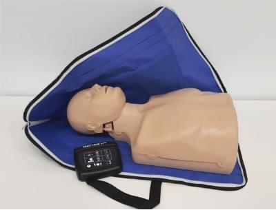 Practi-MAN Plus - KPR simulátor (s taškou)