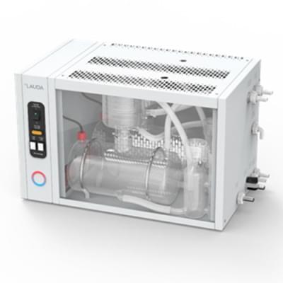 Puridest PD 2 DG Sklenený bi-destilačný prístroj